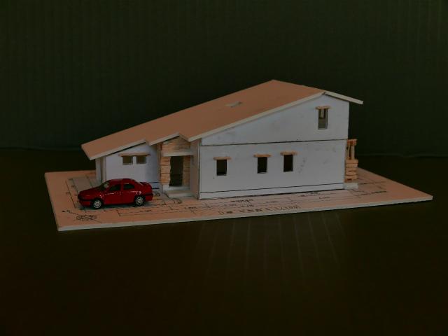 SI-house模型2
