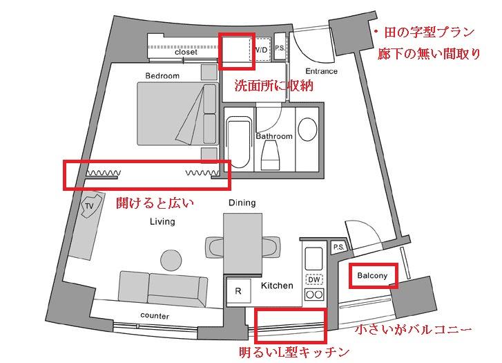 清原マンション