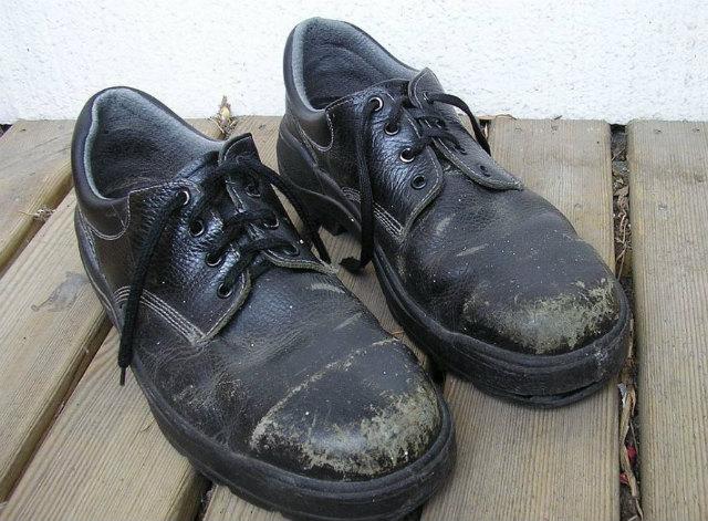 一般的な安全靴