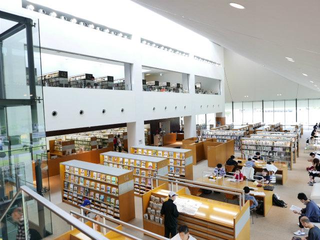 白河図書館2