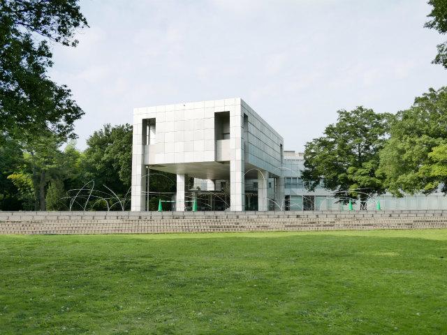 群馬県近代美術館