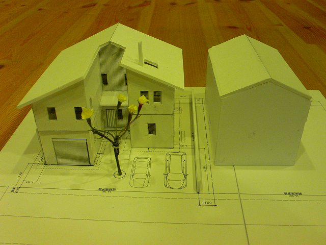 YM-house模型2