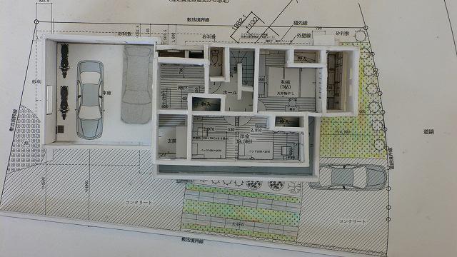 A-house模型2